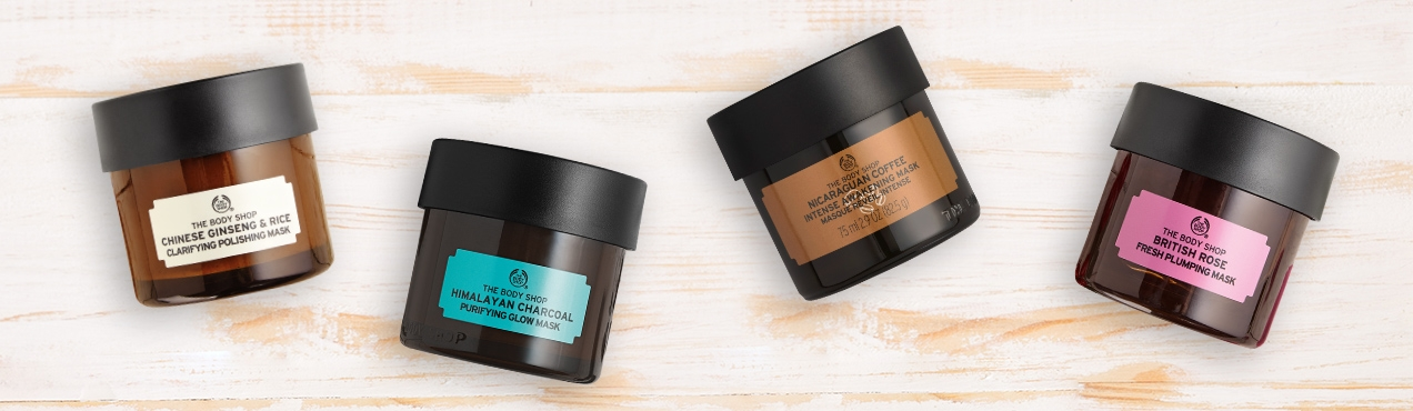 10% Off Any 2 Recipes of Nature Face Masks 75ml