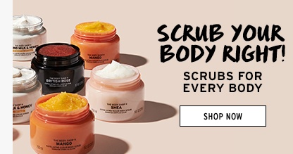 The Body Shop - Body Scrub
